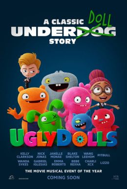 UglyDolls HD Trailer