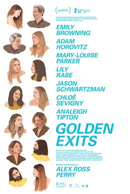 Golden Exits HD Trailer