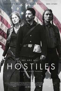 Hostiles HD Trailer
