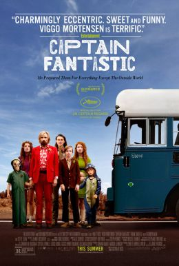 Captain Fantastic HD Trailer