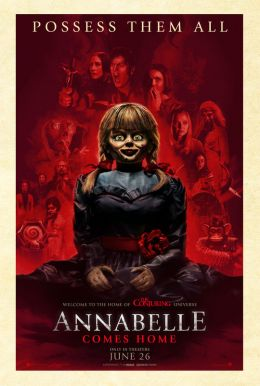 Annabelle Comes Home HD Trailer