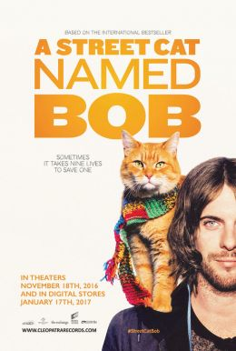 A Street Cat Named Bob HD Trailer