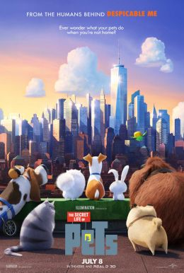 The Secret Life of Pets HD Trailer
