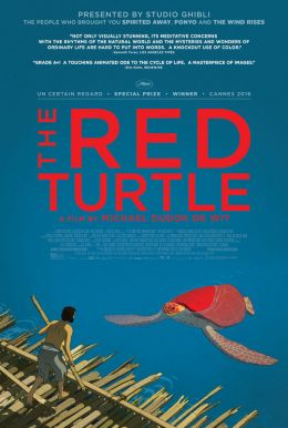 The Red Turtle HD Trailer