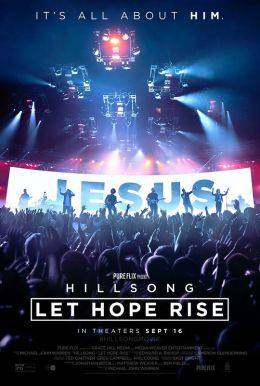 Hillsong: Let Hope Rise Poster