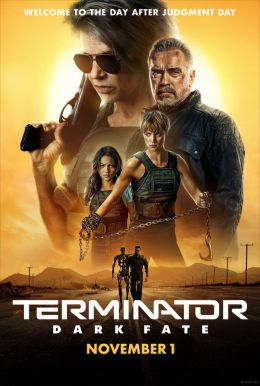 Terminator: Dark Fate HD Trailer