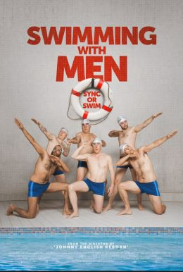 Swimming With Men HD Trailer