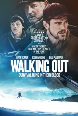 Walking out HD Trailer