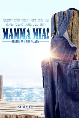 Mamma Mia! Here We Go Again HD Trailer