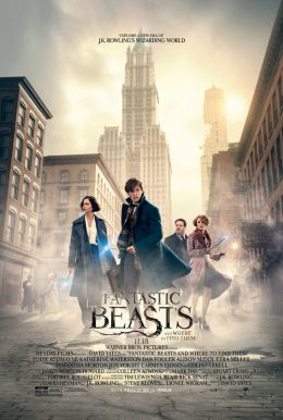 Fantastic Beasts and Where to Find Them HD Trailer