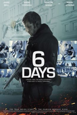 6 Days HD Trailer