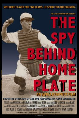 The Spy Behind Home Plate HD Trailer
