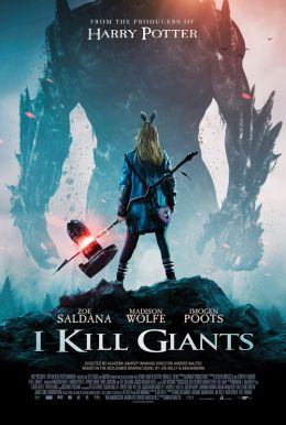 I Kill Giants HD Trailer
