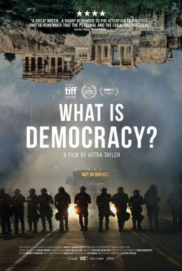 What Is Democracy? HD Trailer