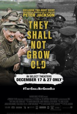 They Shall Not Grow Old HD Trailer