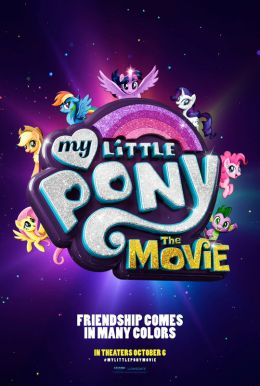My Little Pony: The Movie HD Trailer