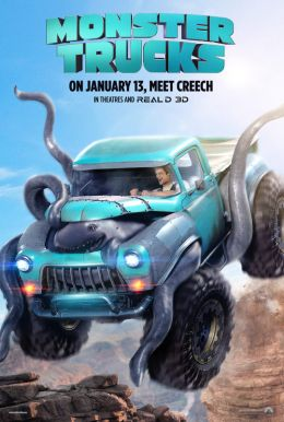 Monster Trucks HD Trailer