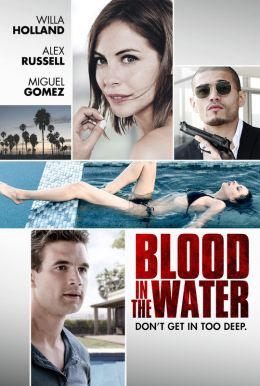 Blood in the Water Poster