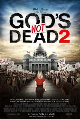 God's Not Dead 2 HD Trailer
