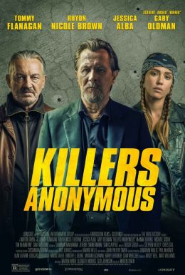 Killers Anonymous HD Trailer