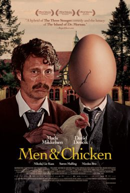 Men & Chicken HD Trailer