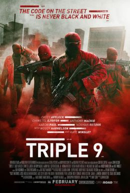 Triple 9 HD Trailer