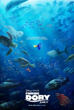 Finding Dory HD Trailer