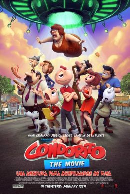 Condorito: The Movie HD Trailer