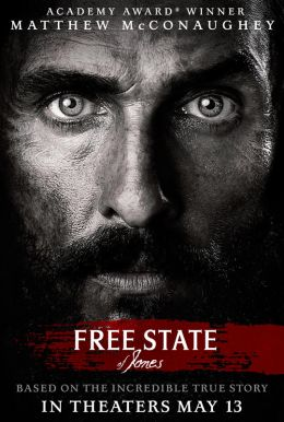 Free State of Jones HD Trailer