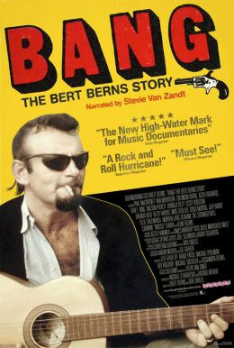 Bang! The Bert Berns Story Poster