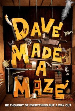Dave Made a Maze HD Trailer