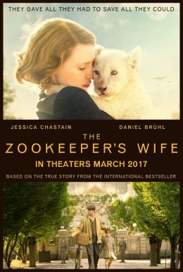 The Zookeeper's Wife HD Trailer