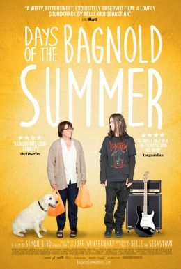 Days Of The Bagnold Summer HD Trailer