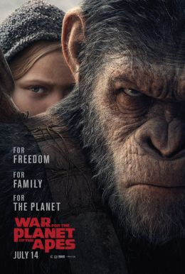 War for the Planet of the Apes HD Trailer