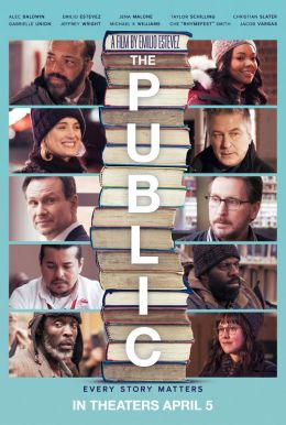 The Public HD Trailer