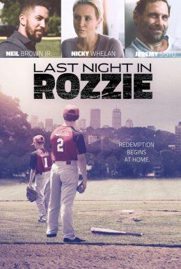 Last Night in Rozzie Poster