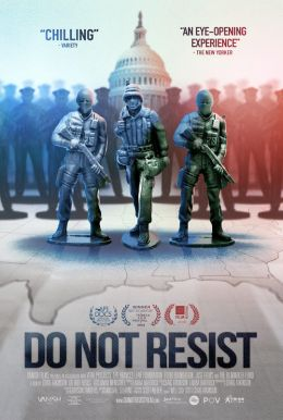 Do Not Resist HD Trailer