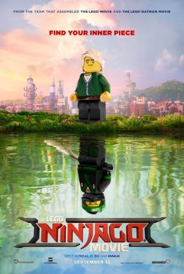 The Lego Ninjago Movie HD Trailer