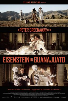 Eisenstein In Guanajuato HD Trailer