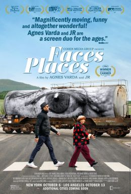 Faces Places HD Trailer