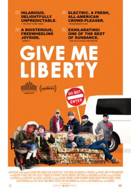 Give Me Liberty Poster