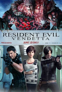 Resident Evil: Vendetta HD Trailer