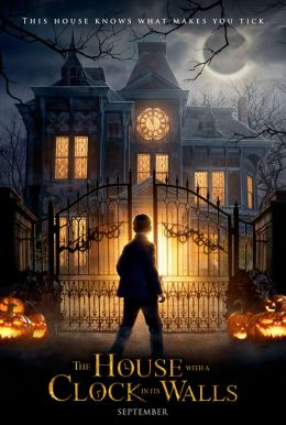 The House With A Clock In Its Walls HD Trailer