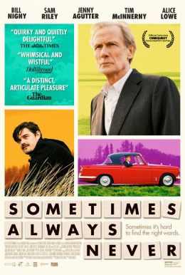 Sometimes Always Never HD Trailer