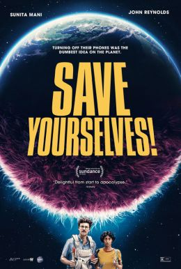Save Yourselves! Poster