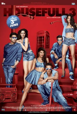 Housefull 3 HD Trailer