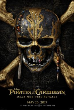 Pirates Of The Caribbean: Dead Men Tell No Tales HD Trailer