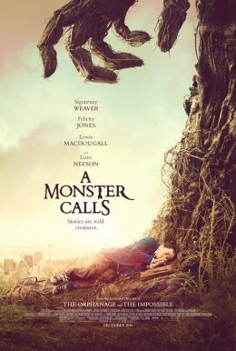 A Monster Calls HD Trailer