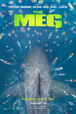 The Meg HD Trailer