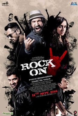 Rock On 2 HD Trailer